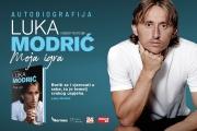"""""""Moja igra"""" - autobiografija Luke Modrića"""