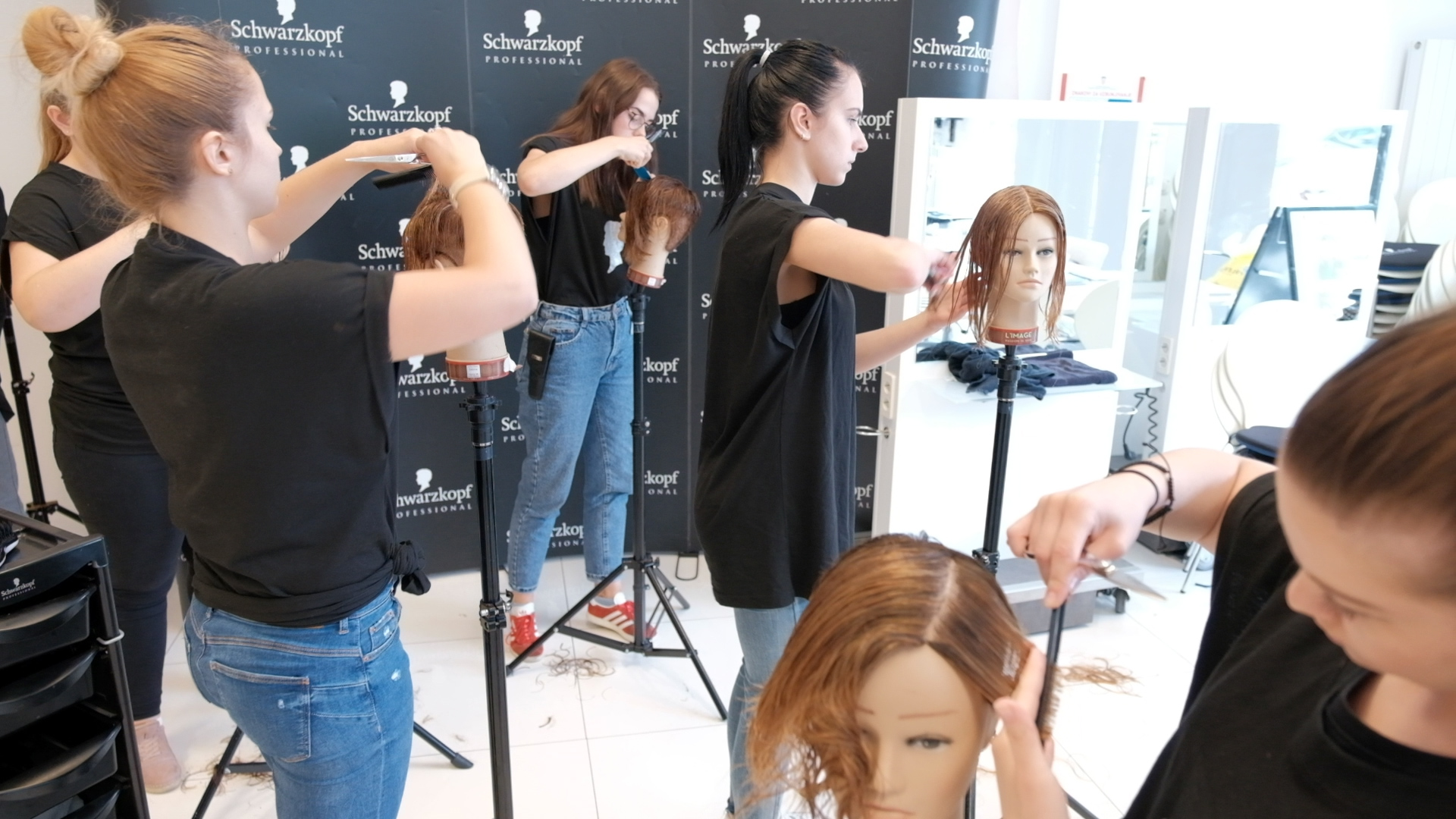 Schwarzkopf Professional Shaping Futures 2
